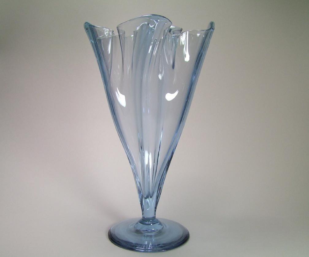 Steuben Wisteria Vase