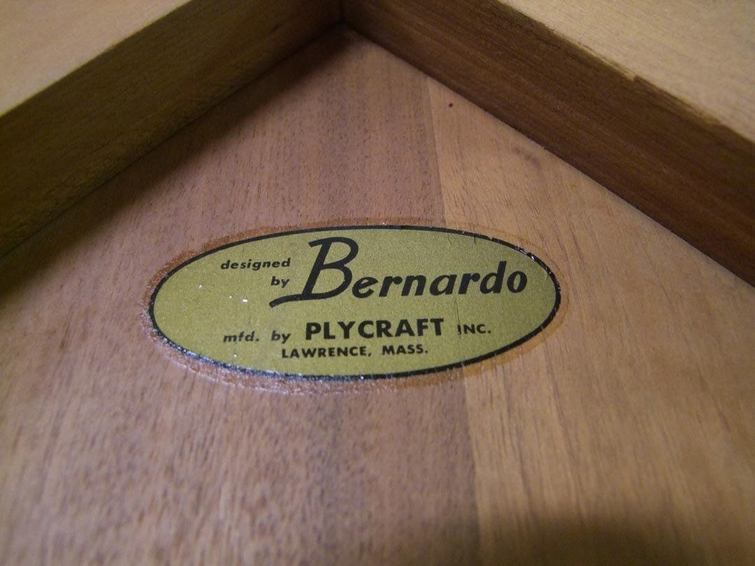 Bernardo/Plycraft Chairs - 5