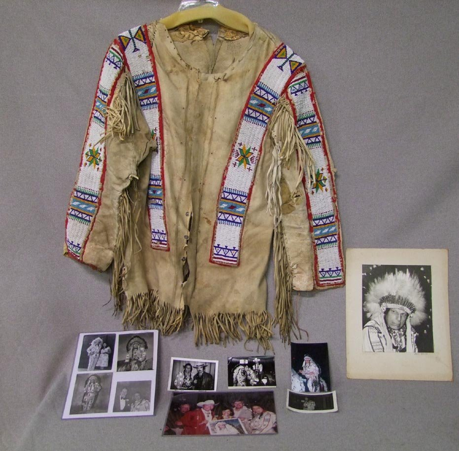 Iron Eyes Cody's Jacket