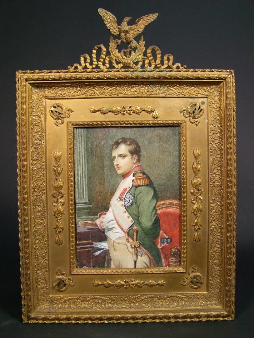 Napoleon On Ivory