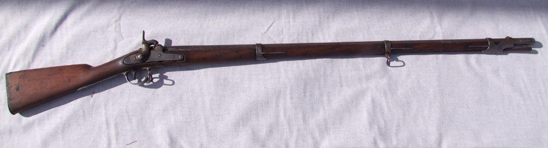 1850 Springfield Rifle