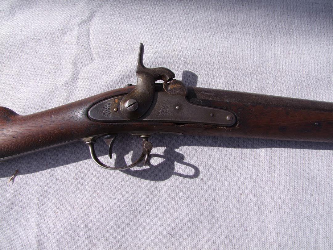 1850 Springfield Rifle - 3