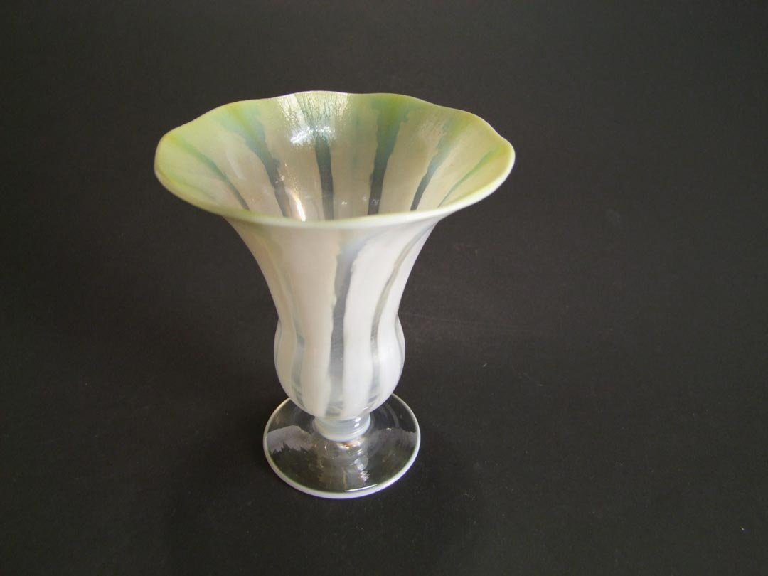 Tiffany Yellow Pastel Vase