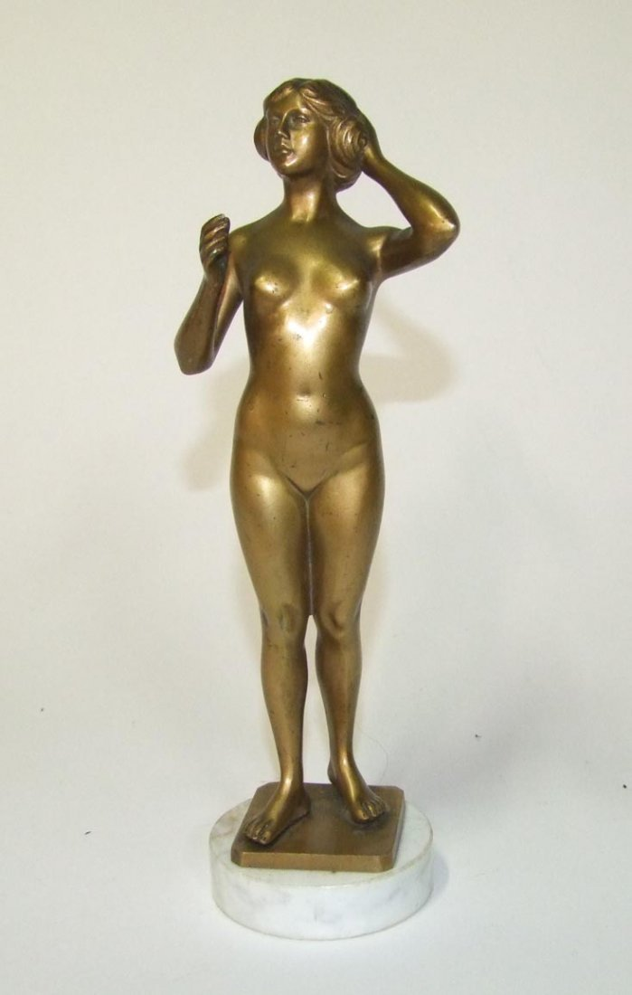 Hans Rieder Bronze Sculpture