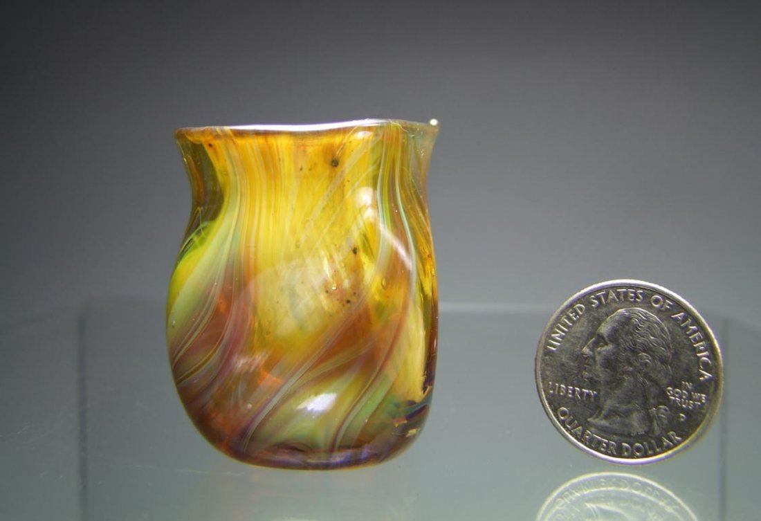 Tiffany Reactive Glass