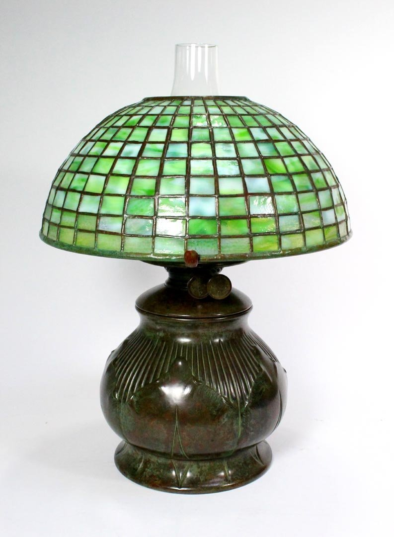 Tiffany Oil Lamp