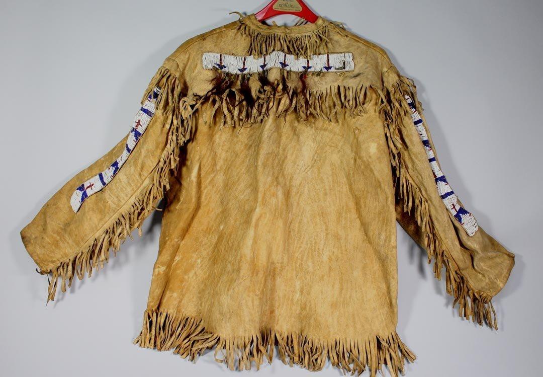 Indian Beaded Shirt