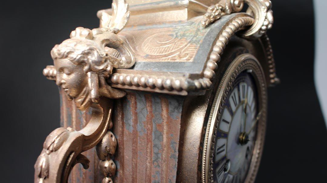 Brunfaut 19th Century Clock - 6