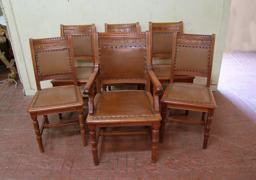 Eastlake Dining Room Chairs