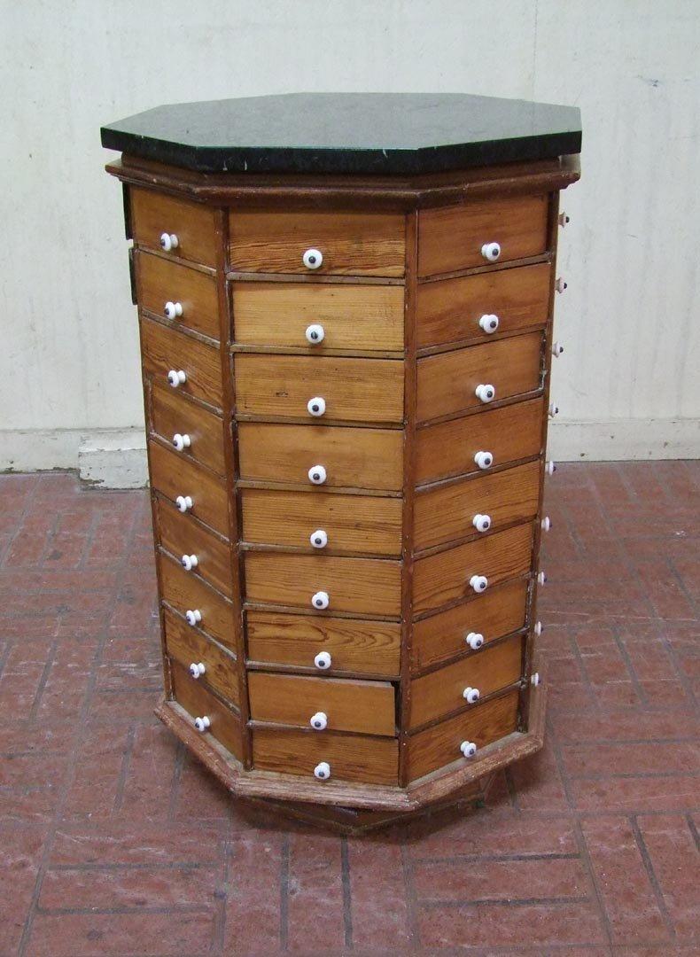 72 Drawer Bolt Cabinet