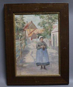 Elizabeth Curtis O'sullivan Painting