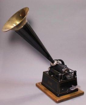Edison Jem Phonograph