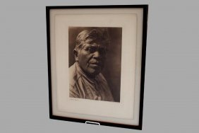 Edward Sheriff Curtis Photogravure