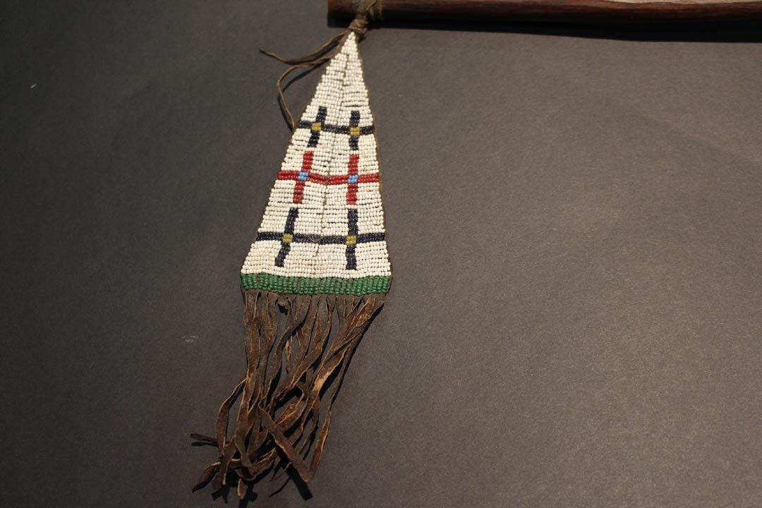 Eastern Woodland Indian War Club - 4