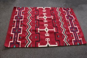 Navajo Granado Rug