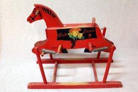 Buster Brown Wonder Horse