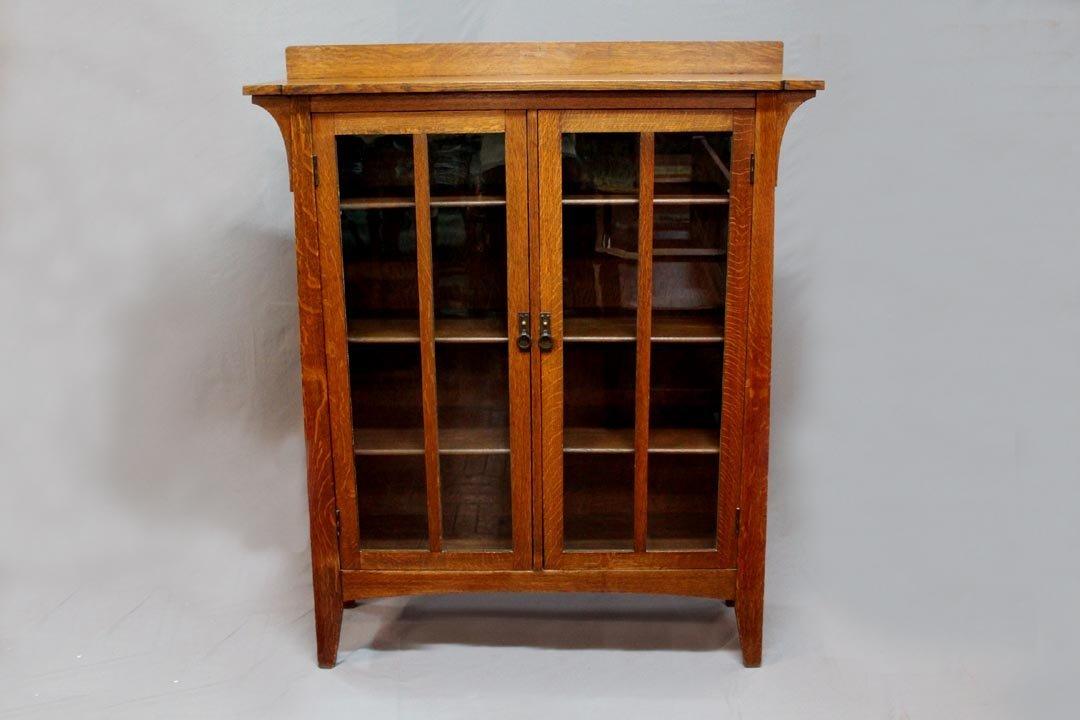 Limbert Double Door Bookcase