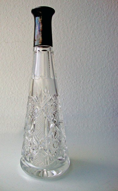 2: Crystal decanter