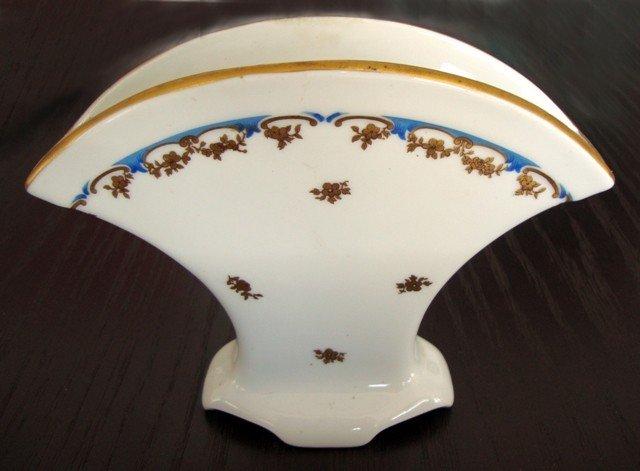 18:A Porcelain Napkin Holder