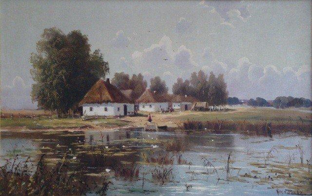 22: Ukrainian Landscape