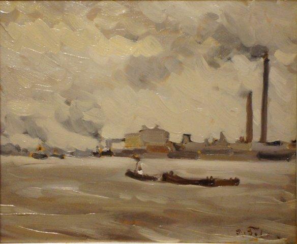 7: Filka Alberts - The Port of Riga