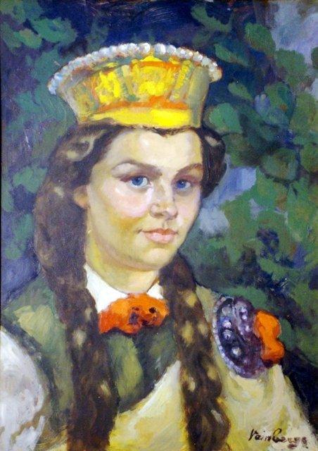 9: Veinbergs - Volks-girl