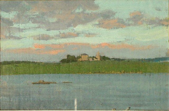 18: Fjodorov Aleksej - At the river