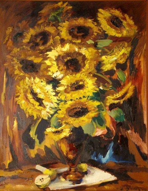 19: Banga Leonids - Sunflowers