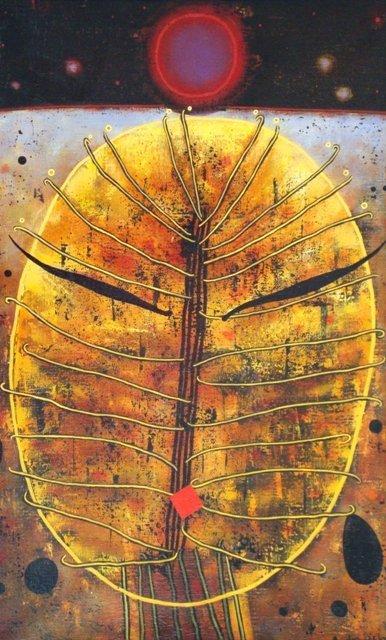 256: Amelkovics Andrejs - Man - wood