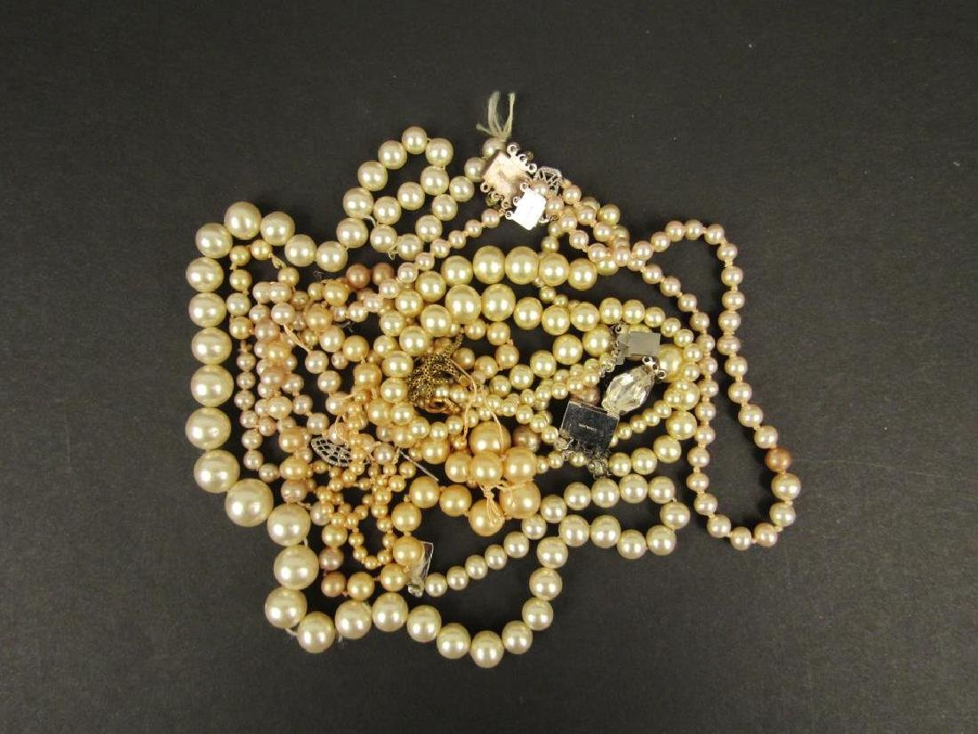 Indian Twist Form Necklace and Assorted Jewelry - 4