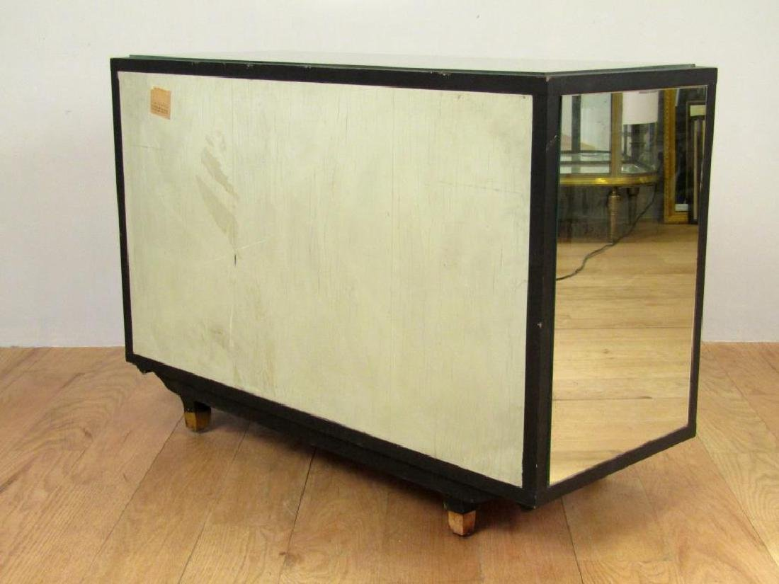 French Art Deco Mirrored Cabinet (as is) - 2
