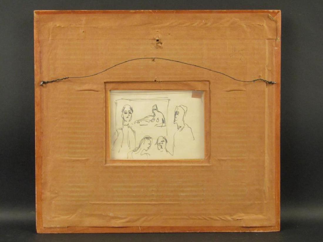 After Ernst Ludwig Kirchner - 6