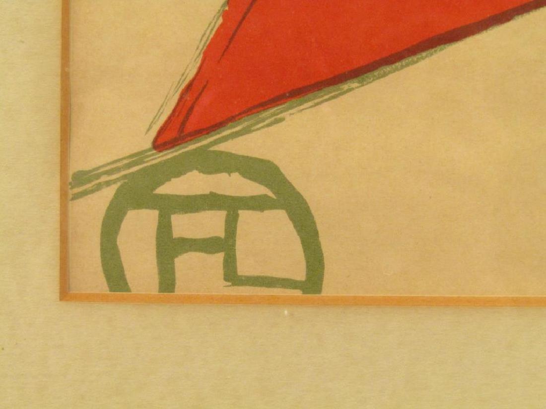 Toulouse Lautrec Lithoprint - 5