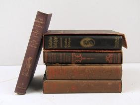 5 Volumes of Classic Works