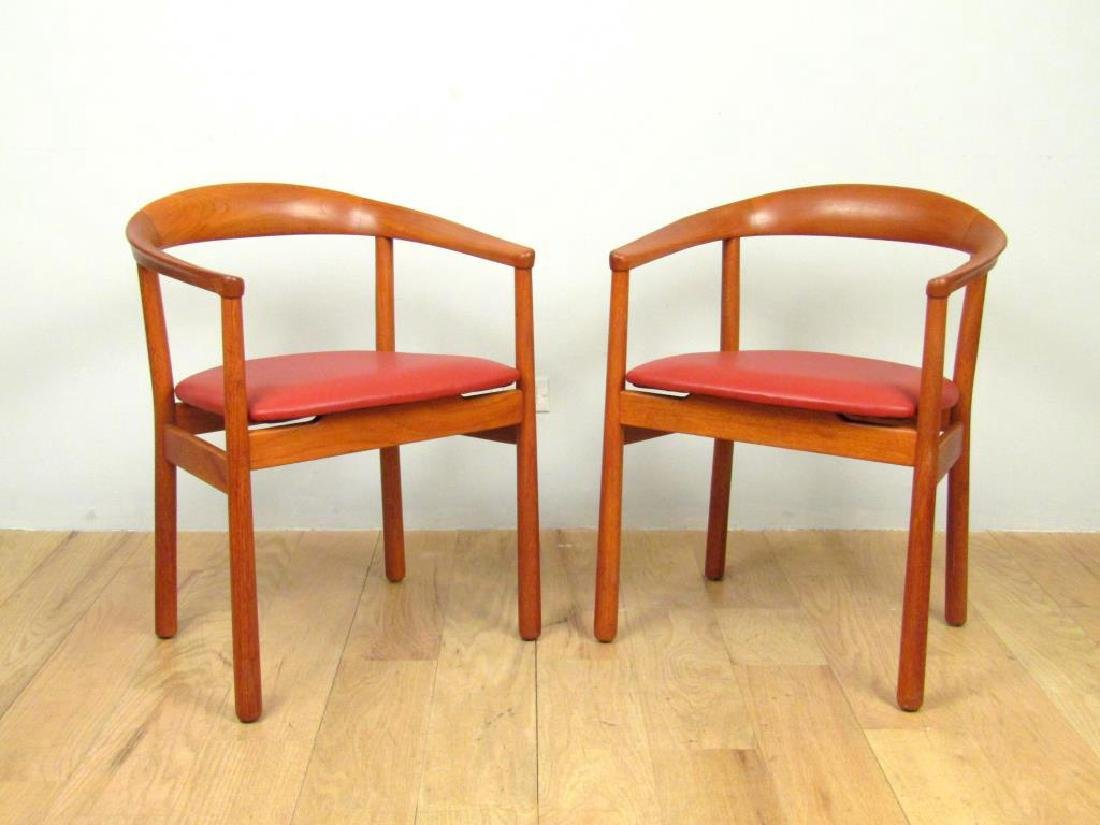 Pair Carl - Axel Acking Arm Chairs