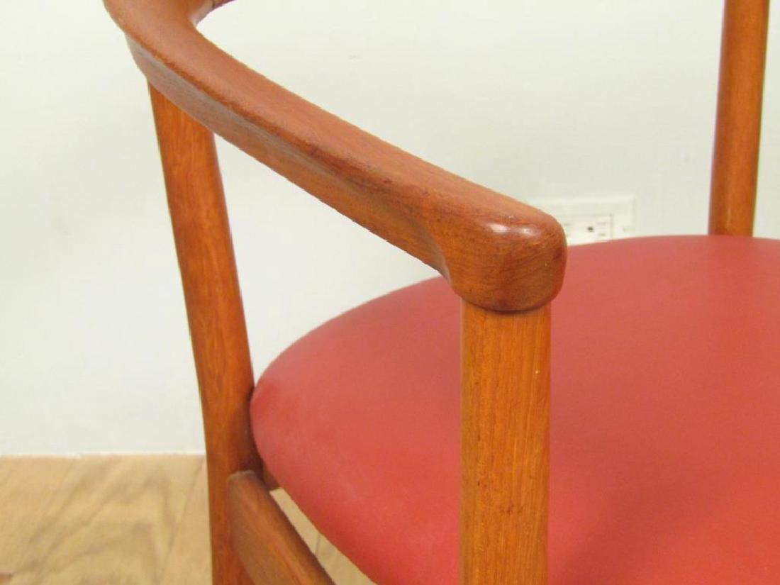Pair Carl - Axel Acking Arm Chairs - 4