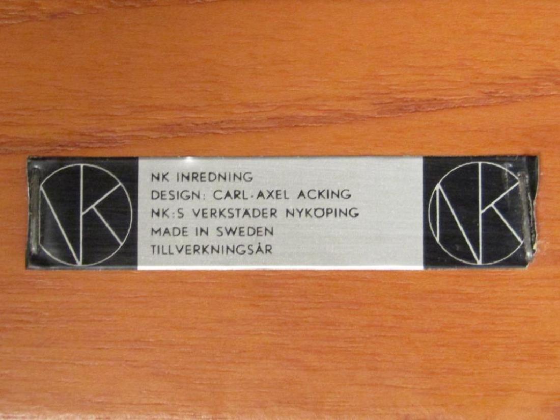 Pair Carl - Axel Acking Arm Chairs - 5