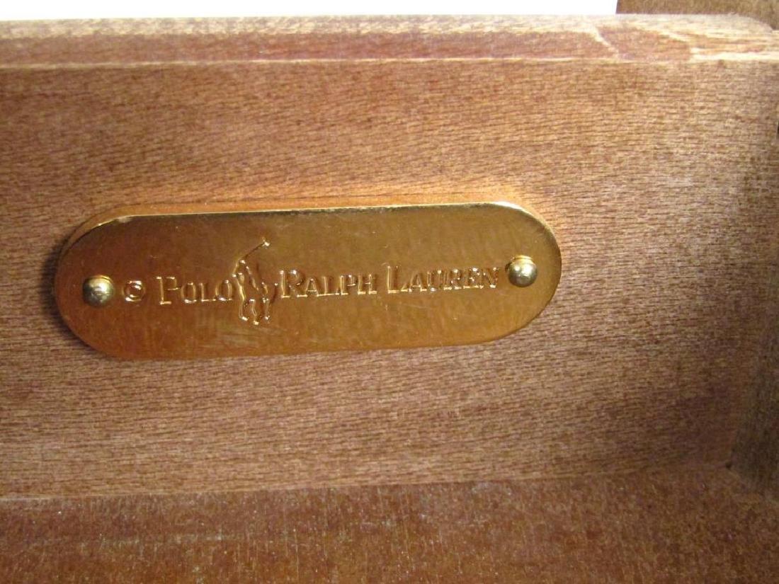Ralph Lauren Art Deco Style Lamp Table - 5
