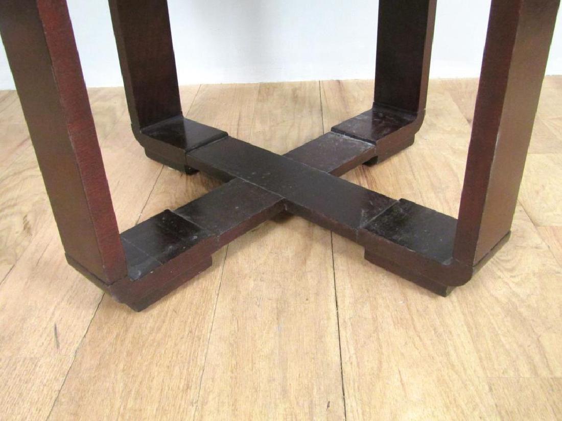 Ralph Lauren Art Deco Style Lamp Table - 6