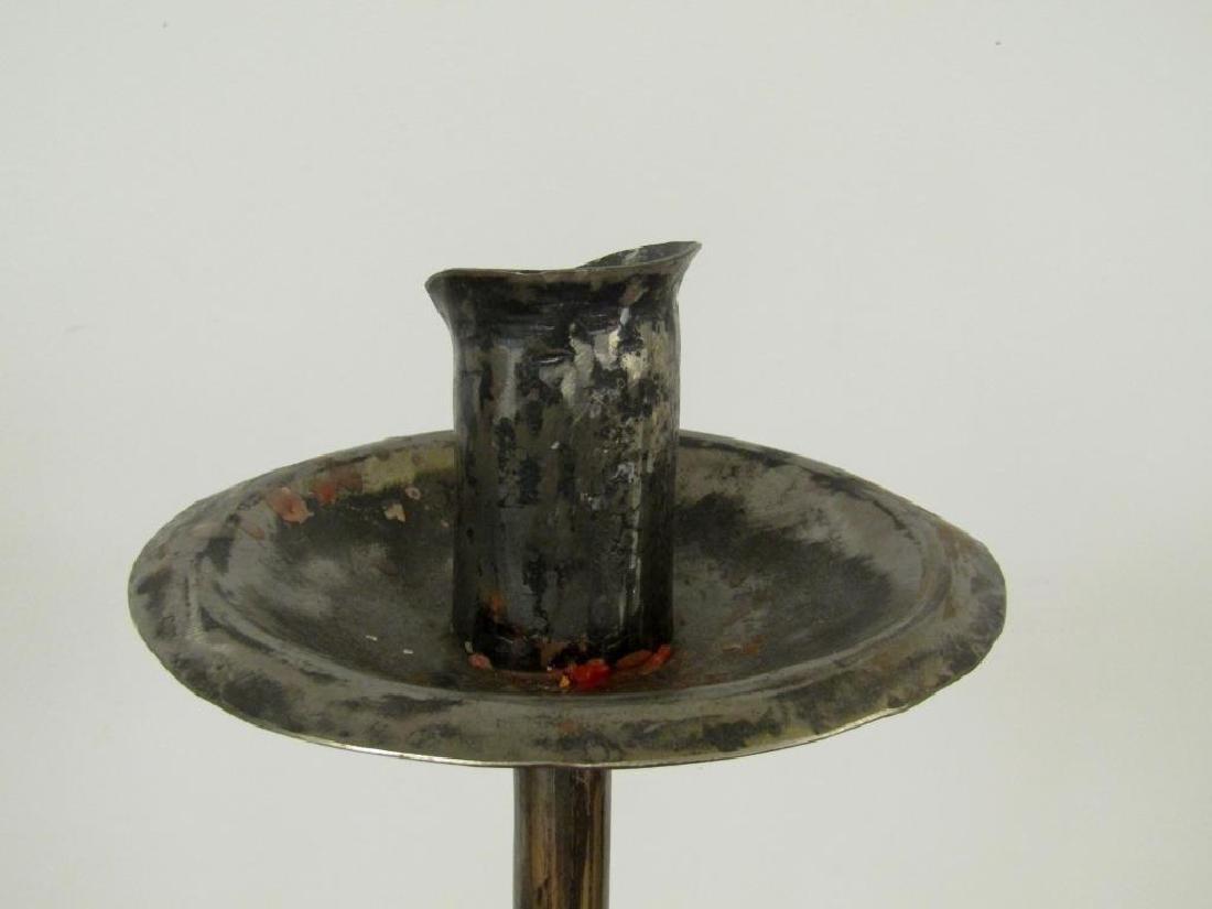 Italian Floor Candlestick - 2
