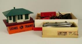 Vintage Lionel Train Accessories