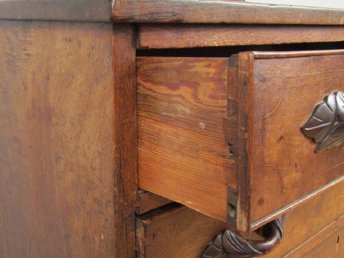 Antique Victorian Chest of Drawers - 2