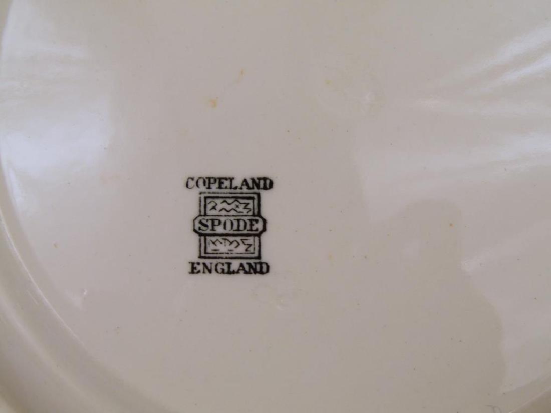 Set of 6 Spode Porcelain Plates - 3