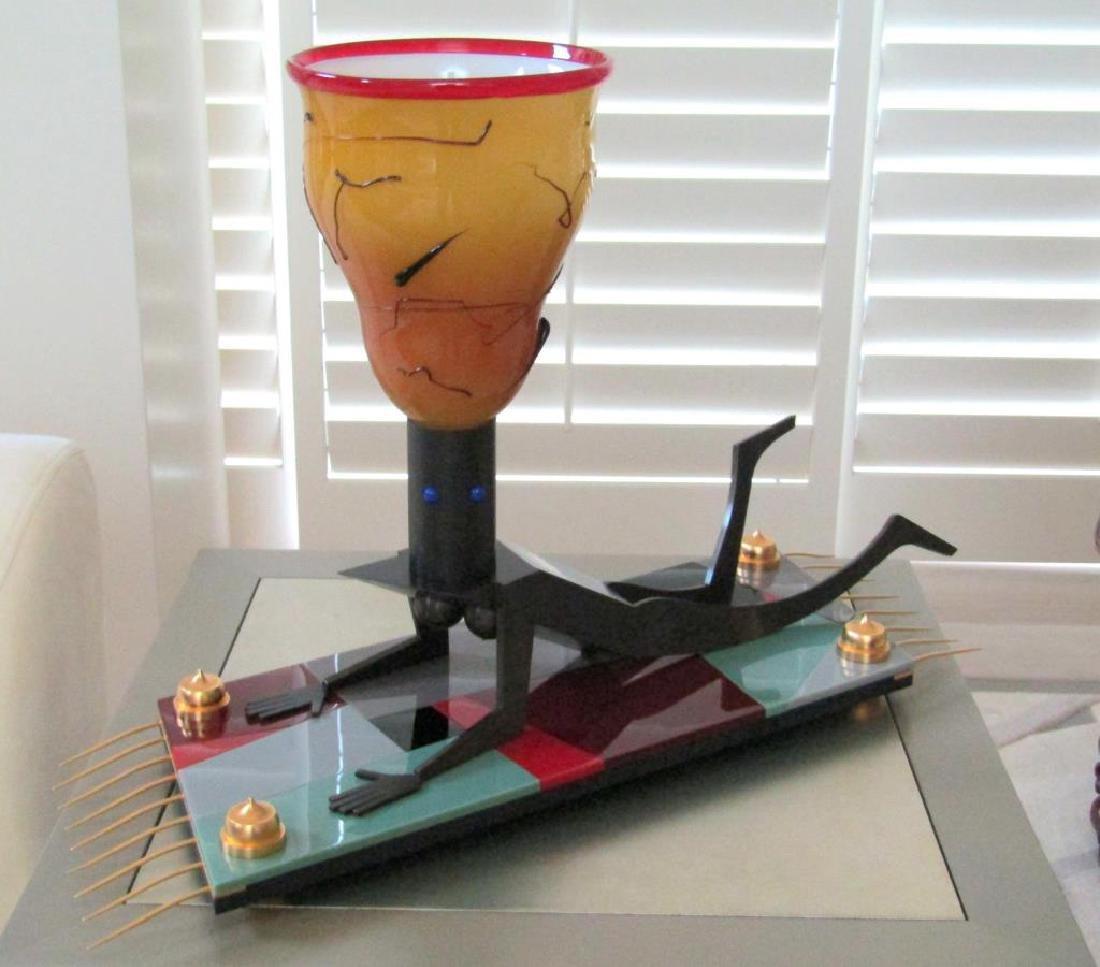 Dan Dailey (1947) - Figural Lamp