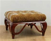 William Switzer Tufted Ottoman