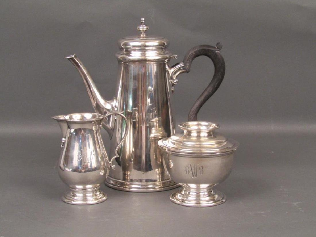 American Sterling Silver Coffee Set
