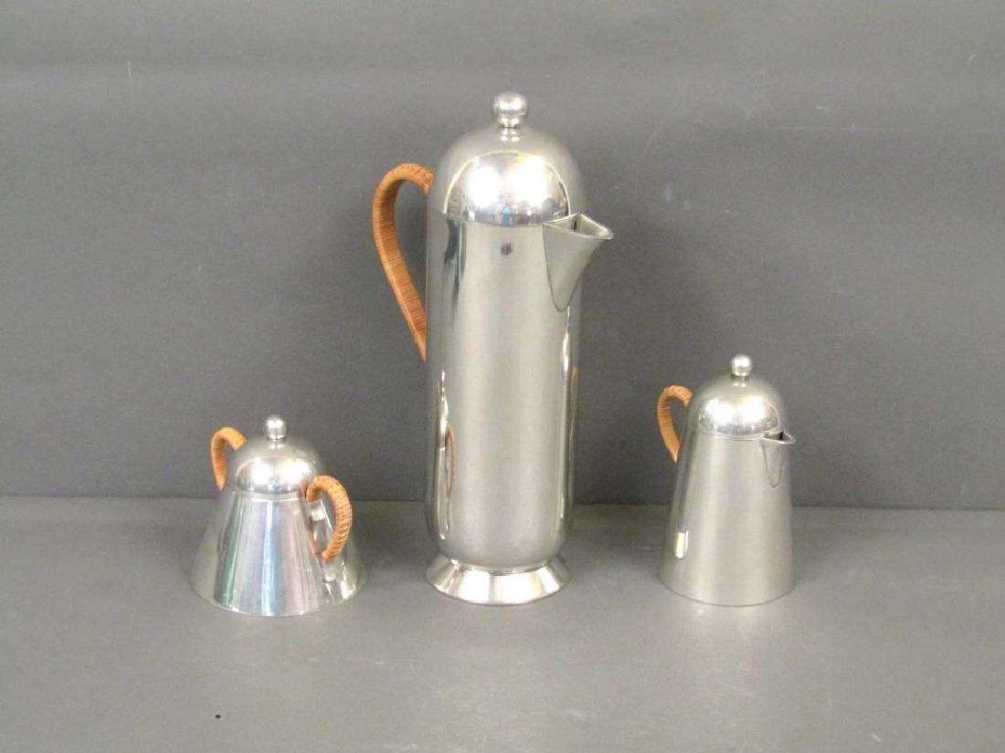 Art Deco Style Tea Set by Nick Munro