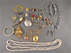 Assorted Costume Jewelry