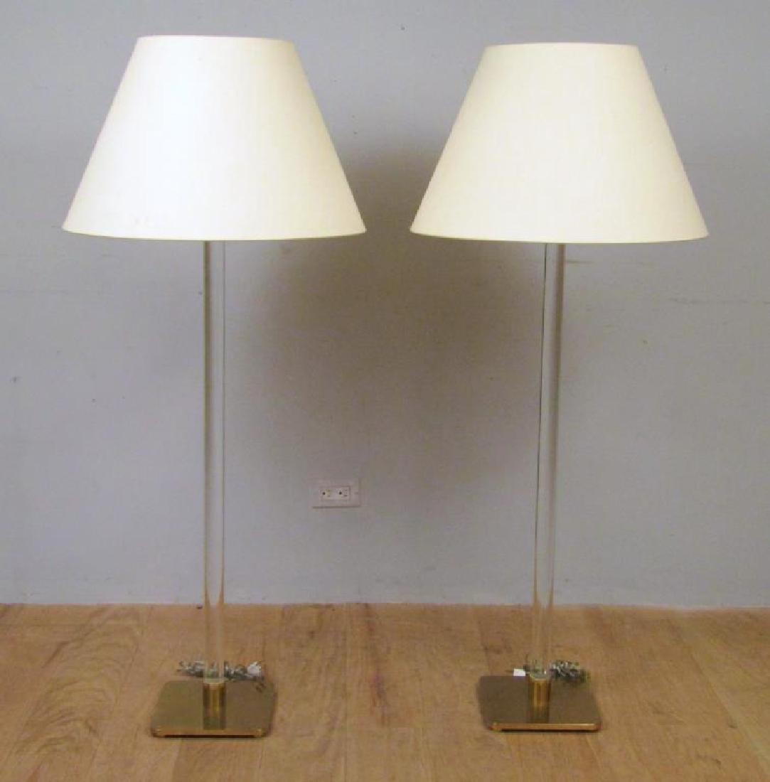 Pair Hansen New York Floor Lamps