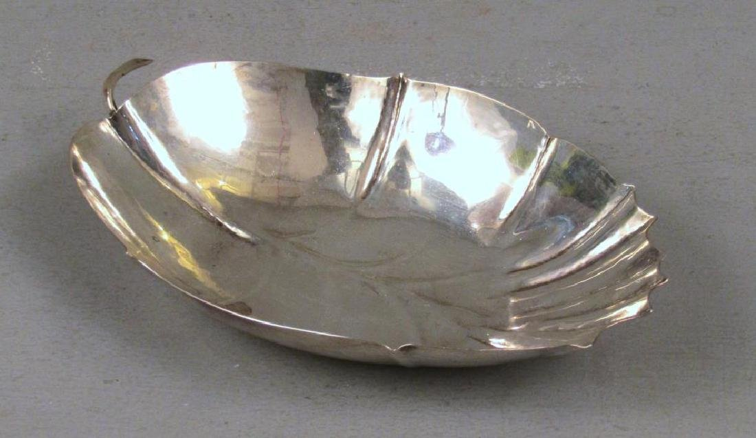 Allan Adler Sterling Silver Candy Dish